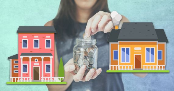 How long will it take you to save up for a house deposit, based on your current budget?