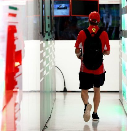 Ferrari inflict more self-damage with strategy error