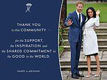 Prince Harry and Meghan Markle share their final Sussex Royal Instagram post