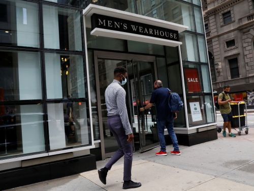 The rise and fall of Men's Wearhouse, the menswear chain that promised customers for five decades 'You're going to like the way you look - I guarantee it'
