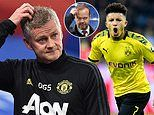 Man United face Jadon Sancho D-Day TODAY with Borussia Dortmund ready to end talks