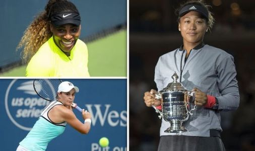 US Open confirm seedings for Naomi Osaka, Ashleigh Barty and Serena Williams ahead of draw