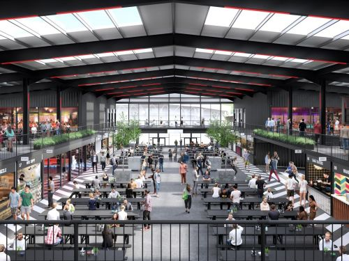 Third Shipping Container Emporium Will Launch in Wembley Park