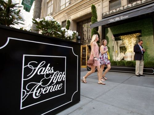 The Amex Platinum card offers up to $100 in annual credits at Saks Fifth Avenue, and you can 'stack' other discounts to save more on your holiday shopping