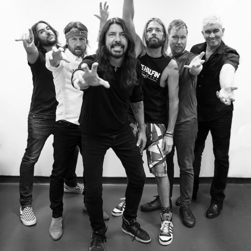 Foo Fighters are teasing the return of their 'Jam' festival
