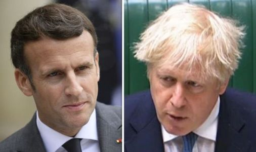 Macron 'desperate' to cling onto power - and will 'trample' on UK to get there