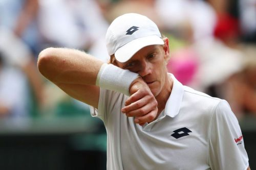Wimbledon fan brutally trolls Kevin Anderson and John Isner during historic semi-final