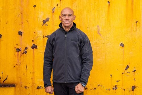 Meet the new SAS: Who Dares Wins DS Melvyn Downes
