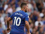 Eden Hazard confirms he will stay at Chelsea this season but refuses to commit long-term future