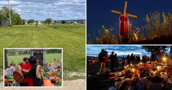 Around 750 graves discovered at former school for indigenous Canadians