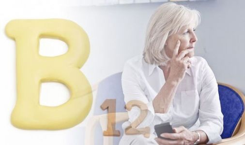 Vitamin B12 deficiency symptoms: How to tell if you lack B12 by looking inside your mouth