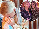 Billie Faiers is treated to a tour of New York by sister Sam and mum Sue during birthday trip
