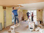 Wickes shrugs off supply chain woes as sales rise a third