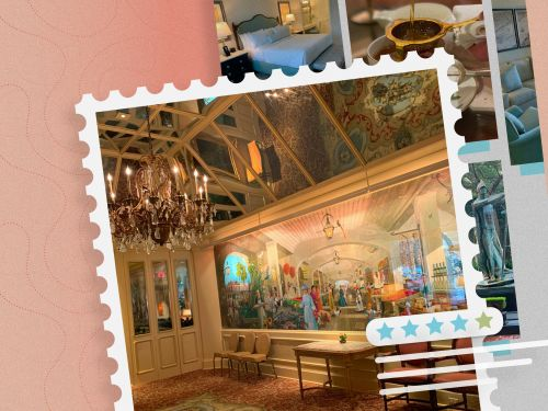 Windsor Court Hotel in New Orleans is inspired by an English castle and feels like one too thanks to regal decor, excellent service, and sophisticated rooms
