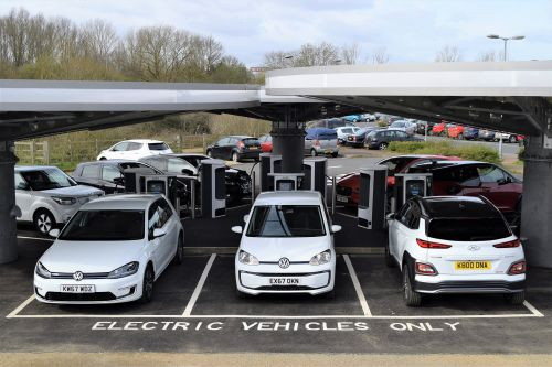Best-prepared cities for electric cars revealed