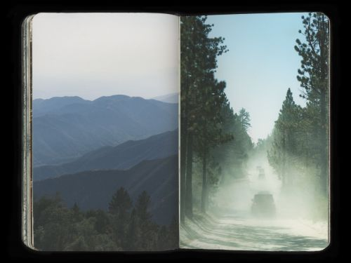 A photographer on the creative solace of sketchbooks
