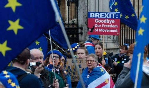 Anti-Brexit campaigners to stage mass rallies urging Lefties to 'wake up'