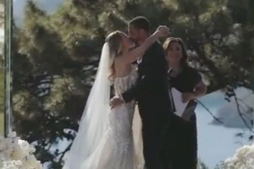 Kate Ferdinand shares unseen footage of wedding to Rio on first anniversary