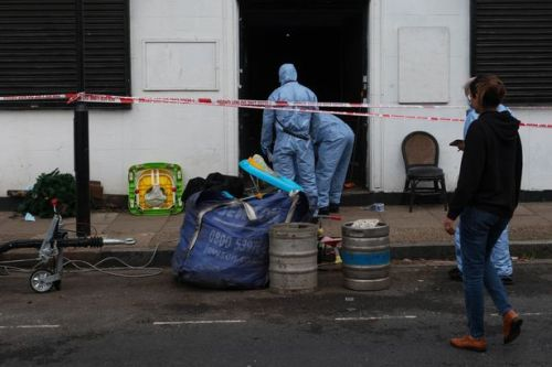 Badly decomposed body found in derelict pub as police launch investigation