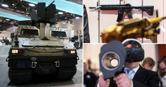 Britain invites Saudi Arabia to world's largest arms fair despite it being 'unlawful'