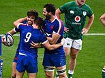 France 35-27 Ireland: England win Six Nations after impressive French display