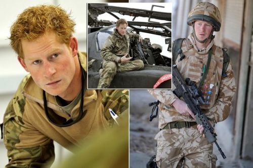 Prince Harry's fury after Afghanistan posting leak - and only one person could calm him down