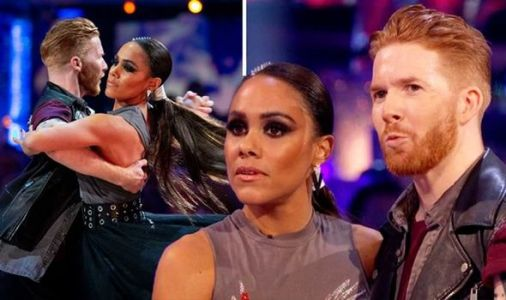 Strictly 2019: Alex Scott faces dance off with Neil after 'something went wrong' in Tango