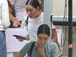 The Veronicas' Jessica Origliasso looks strained in Sydney amid split from fiancé Kai Carlton