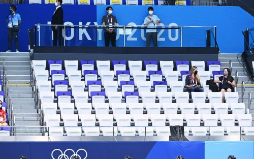The IOC claim empty stands don't matter, but are they right?