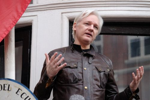 Julian Assange Is Taking Legal Action Against Ecuador For Violating His Rights