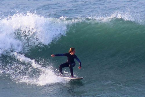 Carys Hammond: My Surfing Life