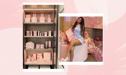 Kylie Jenner's new glam room could be mistaken for a cosmetics boutique