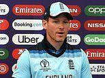 Eoin Morgan insists England are 'not at panic stations' over injuries