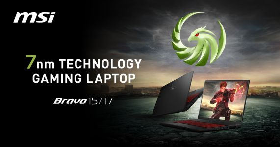 MSI Bravo 15 and 17 gaming laptops powered by AMD - Now available at Telkom mobile