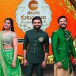 ZEE Telugu celebrates 10th ZEE Telugu Kutumbam Awards