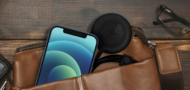 Belkin Boost Up Charge Magnetic Portable Wireless Charger Pad