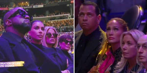 Beyonce, Kim Kardashian and Jennifer Lopez lead celebrity mourners at Kobe Bryant and Gianna Bryant memorial