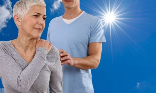 Vitamin D deficiency: The change in your muscles that could signal you lack the vitamin