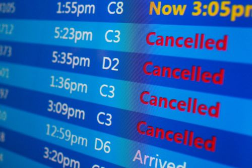 US Transportation Department to airlines: Don't 'forget' to refund customers if a flight is canceled