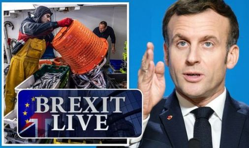 Brexit LIVE: France ready to cut off electricity in fishing war - 'Desire to do battle!'