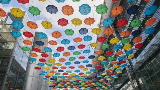 The big picture: Heathrow unveils 'Umbrella Project'