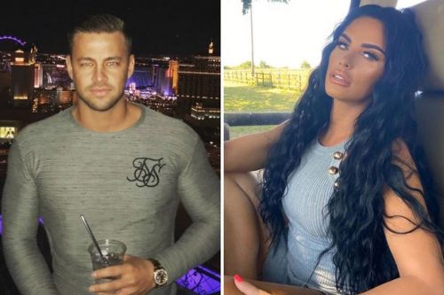 All you need to know about Katie Price's new Love Island boyfriend Carl Woods