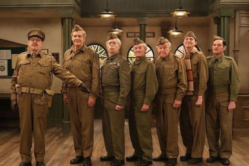 When is the Dad's Army: The Lost Episodes on TV?
