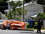 Residents of Raven Streettraumatised after three children and man die in car fire in Brisbane