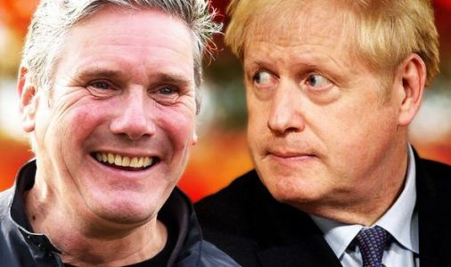 Watch out Boris! Labour overtakes Tories in poll for first time since Johnson became PM