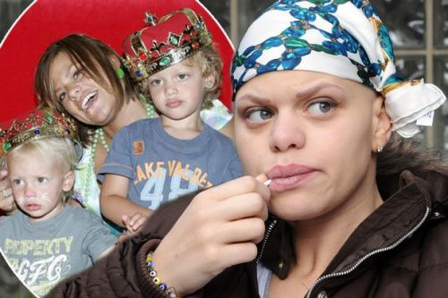 Jeff Brazier reveals he hasn't let sons Freddie and Bobby watch Jade Goody documentary