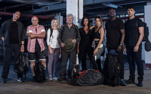 Celebrity Hunted episode 1 review -  Stanley Johnson stole the show with old-school spy skills