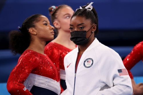 Simone Biles will compete in Olympics 2020 beam final