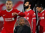 John Barnes claims Thiago has been 'Liverpool's best player this season' when he has played