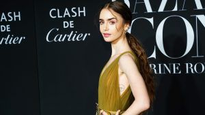 Lily Collins on her all-time favourite beauty products and why being different is cool
